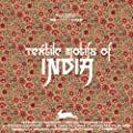 Textile motifs of India : Motifs textiles indiens (1C�d�rom)