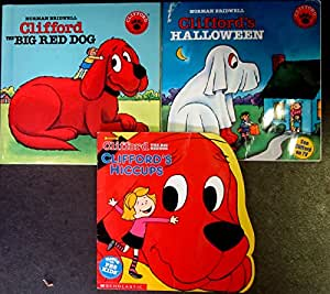 Clifford The Big Red Dog Hiccups
