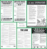 img - for Up-to-Date Federal 6-in-1 Workplace Compliance Poster (HR Compliance Library) book / textbook / text book