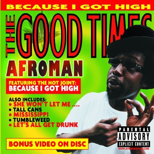 Afroman - The Good Times By Afroman (2001-11-12) - Zortam Music