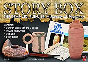 DM 367 Dead Sea Scrolls Story Box