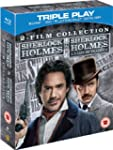 The Sherlock Holmes Movie Collection...