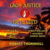 Lady Justice Gets Lei'd | Robert Thornhill