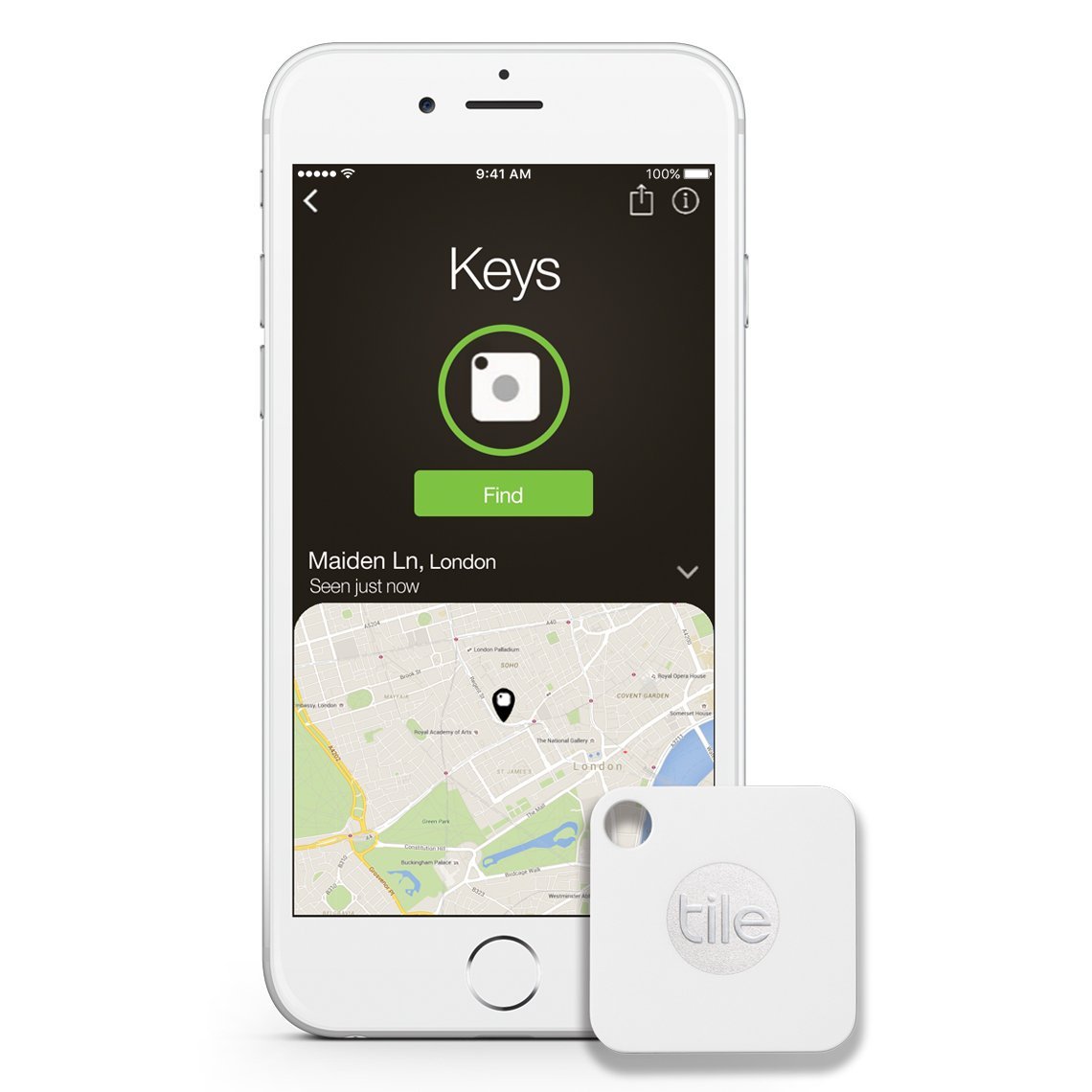 Tile Mate Key Phone Finder