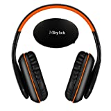 KOTION-EACH-Bluetooth-Wireless-Gaming-Headphone-B3506-V4-1-Bluetooth-with-Improve (Color: Blue&Black Orange&Black Cyan&White)