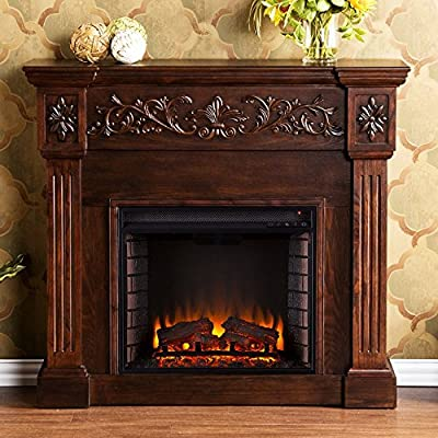 SEI Calvert Electric Fireplace