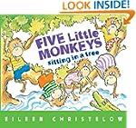 Five Little Monkeys Sitting in a Tree...