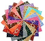 "60 5"" Beautiful Antique Reproductions Quilting Squares ""Charm"" Charm Pack"