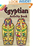 Egyptian Activity Book (Dover Little...