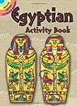 Egyptian Activity Book (Dover Little...