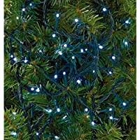 480 Multi-function LED Christmas Tree Lights (White)
