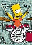 Die Simpsons Hausaufgabenheft 2011/2012