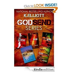 Godsend Series 1-5 K. Elliott