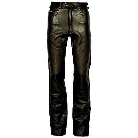 Modeka bERLIN pantalon en jean noir