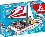 PLAYMOBIL 5130 - Katamaran mit Delfinen hergestellt von PLAYMOBIL®