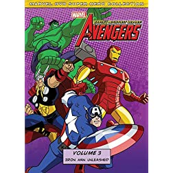 Marvel The Avengers: Earth's Mightiest Heroes, Volume Three