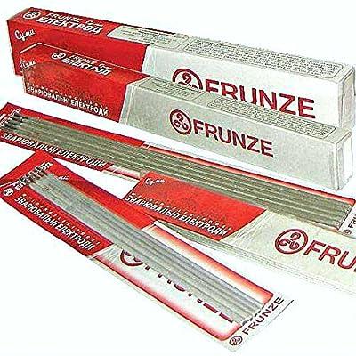 "SALE!!! One Week ONLY!!! Welding Electrodes Frunze E6013, 1/16"", 1lbs ! High Quality Welding Rods ! by Frunze Electrodes"