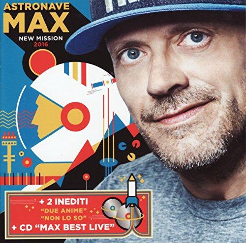 Astronave Max (New Mission 2016 2 Inediti+CD Live)