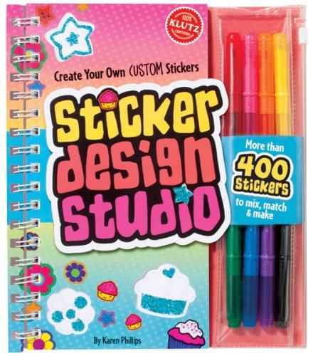 Klutz: Sticker Design Studio