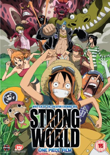 One Piece The Movie: Strong World [DVD]