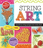String Art: Turn string and pins into works of art (Klutz S)