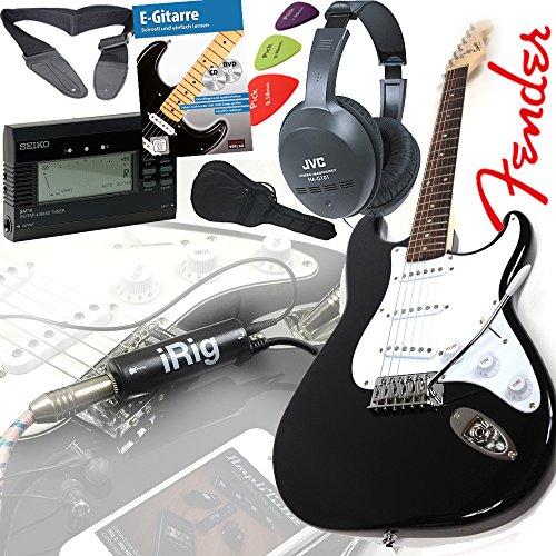fender-squier-bullet-strat-guitare-electrique-en-noir-irig-interface-pour-guitare-iphone-et-ipad-cas