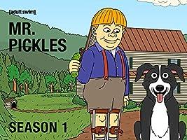 Mr. Pickles Season 1