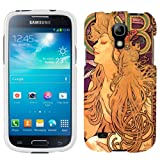 Samsung Galaxy S4 Mini Alfons Mucha Job Cigarettes Phone Case Cover