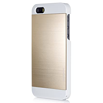 Protective Iphone 5s Cases Amazon Iphone 5s Case Motomo Gold