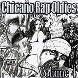 Erupt Mister D - Chicano Rap Oldies 4 by Mister D, Erupt [Music CD]