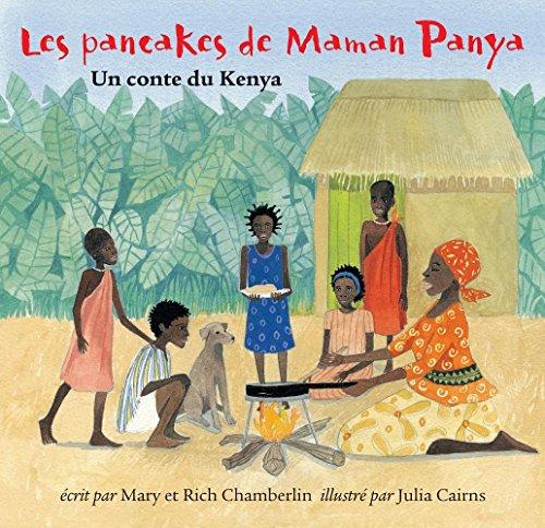 Les Pancakes De Maman Panya  [Chamberlin, Mary - Chamberlin, Rich] (Tapa Blanda)