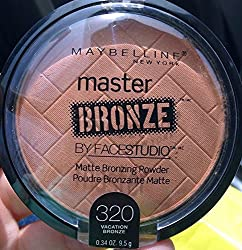 Maybelline Facestudio Master Bronze Powder 320 Vacation Bronze