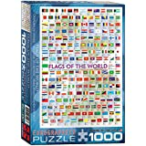 Eurographics Flags of the World Puzzle (1000 Pieces)