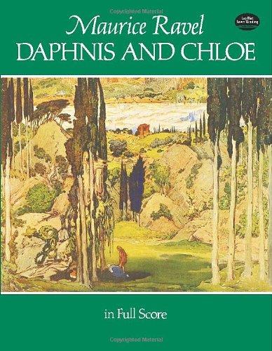 Daphnis and Chloe in Full Score (Dover Music