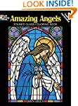 Amazing Angels Stained Glass Coloring...