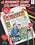 img - for Romance Comic Coloring Book - #1 (Romance Comic Coloring Books) book / textbook / text book