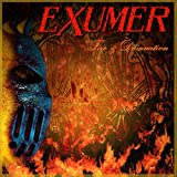 Fire and Damnation [VINYL] Exumer
