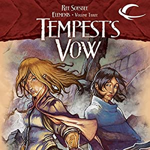 Tempest's Vow: Dragonlance: The New Adventures: Elements Trilogy, Book 3 | [Ree Soesbee]