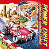 POWER DRIFT ORIGINAL SOUNDTRACK