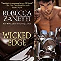 Wicked Edge Audiobook by Rebecca Zanetti Narrated by Brock Thompson