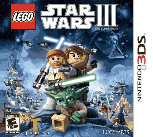 LEGO Star Wars III The Clone Wars 3D
