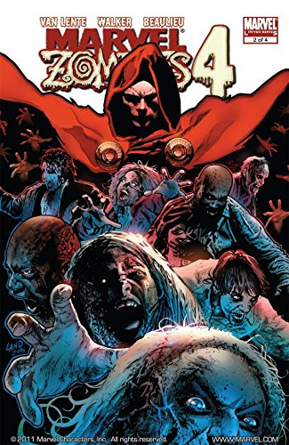 Marvel Zombies 4 #2 (of 4) (Marvel Zombies 4 compare prices)