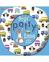 Boys' Potty Time (Dk)