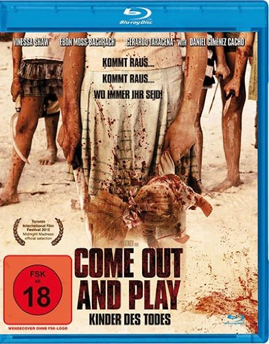 Come Out and Play - Kinder des Todes [Blu-ray]