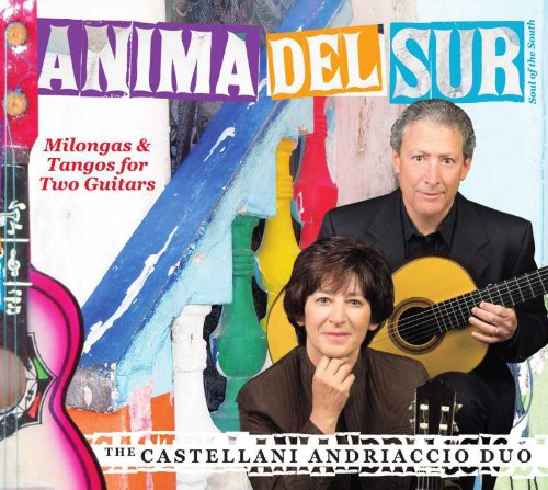 Buy Anima del sur: Milongas and Tango for 2 Guitars From amazon