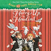 Hurry Up, Houdini!: Magic Tree House, Book 50 | Mary Pope Osborne