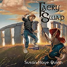 Faery Swap (       UNABRIDGED) by Susan Kaye Quinn Narrated by Mark Mullaney