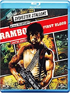 Rambo (reel heroes - limited edition) [Blu-ray] [IT Import]