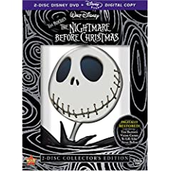 The Nightmare Before Christmas (2-Disc Collector's Edition) + Digital Copy