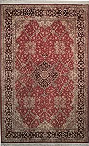 Oriental 6x9 High End Area Area Rug Red